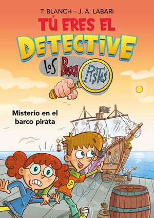 TU ERES EL DETECTIVE CON LOS BUSCAPIST 2