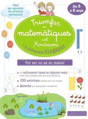 TRIOMFAR EN MATEMATIQUES AMB MONTESSORI