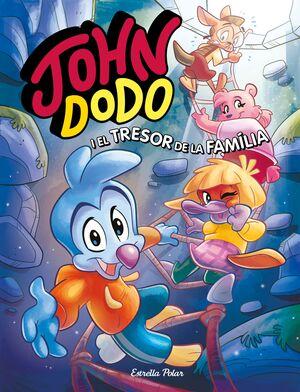 JOHN DODO I EL TRESOR DE LA FAMÍLIA