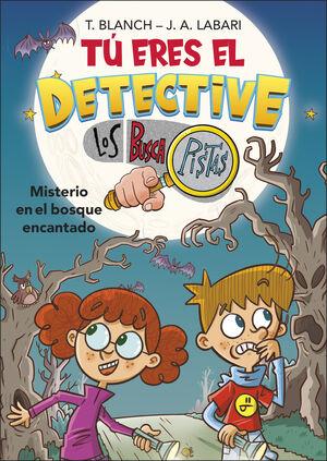 TU ERES EL DETECTIVE CON LOS BUSCAPIST 1