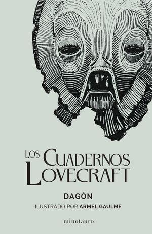 LOS CUADERNOS LOVECRAFT Nº 01/02 DAGÓN