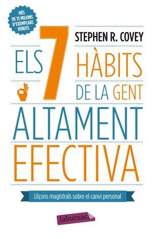 ELS 7 HABITS DE LA GENT ALTAMENT EFECTIVA